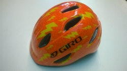 GIRO Scamp-orange-XS 45-49cm